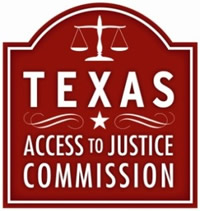 Texas Access to Justice Commission Logo
