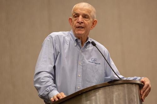 Jim McIngvale Speaking at Annual Meeting