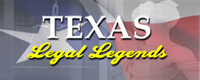Texas Legal Legends Logo