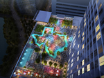 MarriottMarquis_Aerial-View-Night-Amenity-Deck