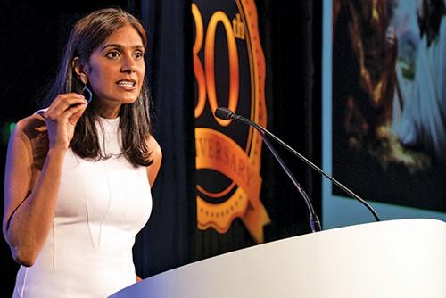 Asha Rangappa
