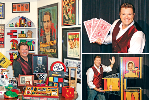 Grant Walsh Magician