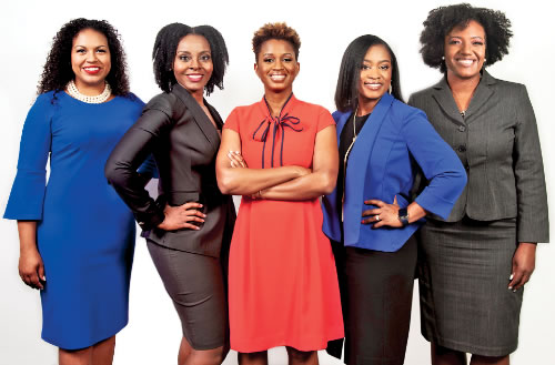The NEW Roundtable Inc. Board of Directors: Courtney Barksdale 
