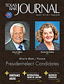 March 2014 TBJ - cover