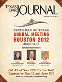 May 2012 TBJ - cover