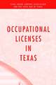 Occupational Licenses in Texas