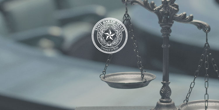 The State Bar of Texas Seal
